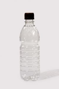 ПЭТ бутылка 0,5 л бесцветная  (BPF)